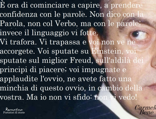 Carmelo Bene (1)
