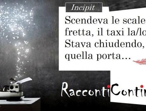 """RACCONTI A TEMA  """"RaccontiContinuaTu"""""""